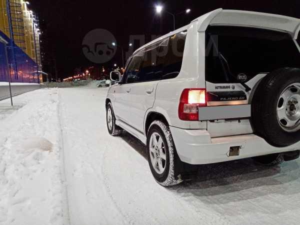 Mitsubishi Pajero iO, 1999 год, 270 000 руб.