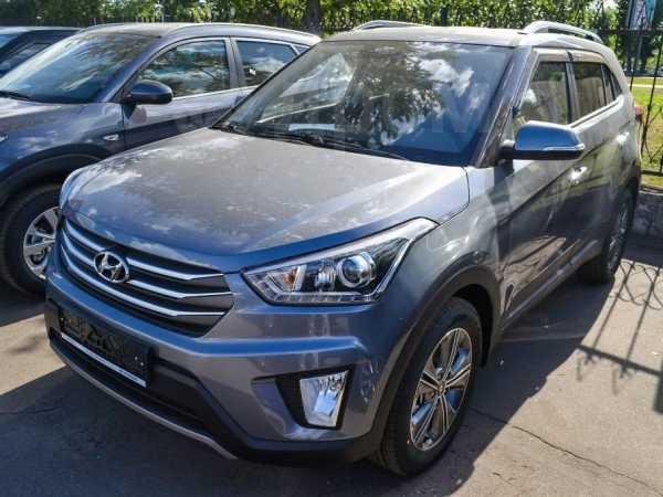 Hyundai Creta, 2020 год, 1 506 000 руб.