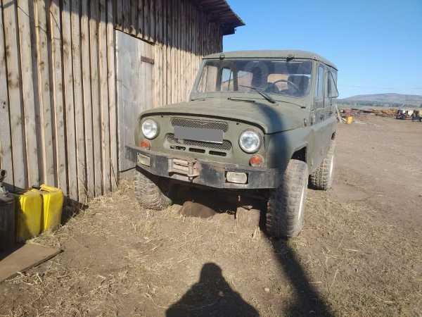УАЗ 469, 1980 год, 115 000 руб.