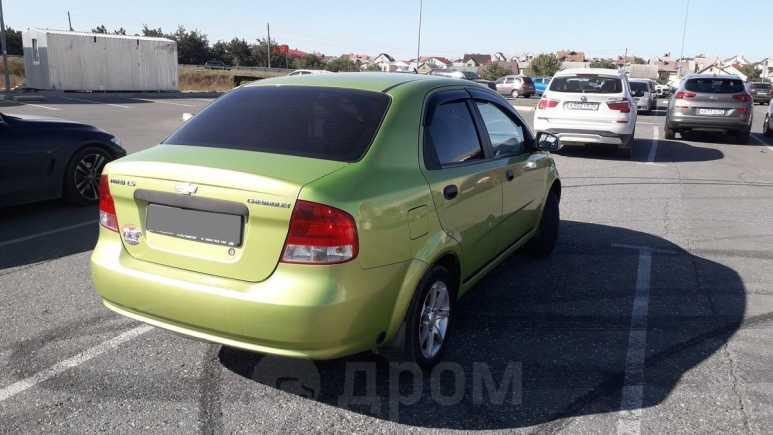 Chevrolet Aveo, 2005 год, 235 000 руб.