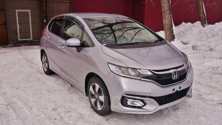 Honda Fit, 2018 год, 1 050 000 руб.