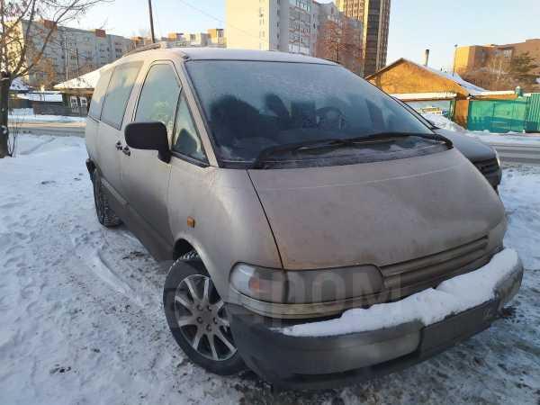 Toyota Previa, 1992 год, 120 000 руб.