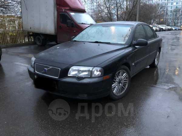 Volvo S80, 2002 год, 120 000 руб.