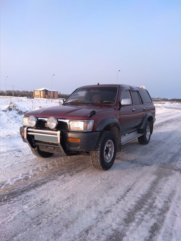 Toyota Hilux Surf, 1994 год, 330 000 руб.