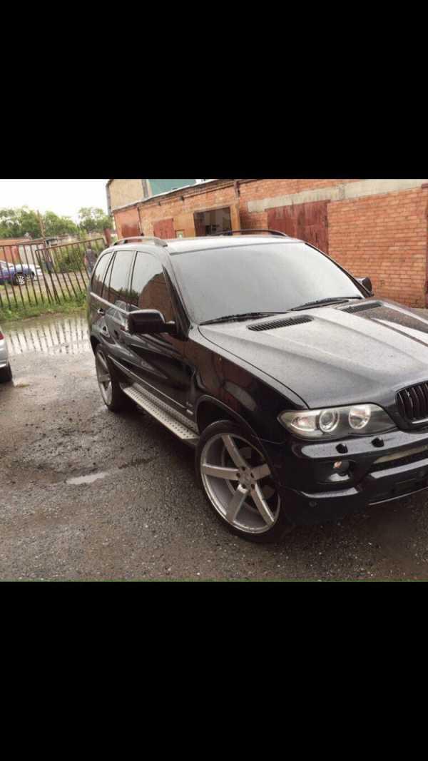 BMW X5, 2005 год, 610 000 руб.