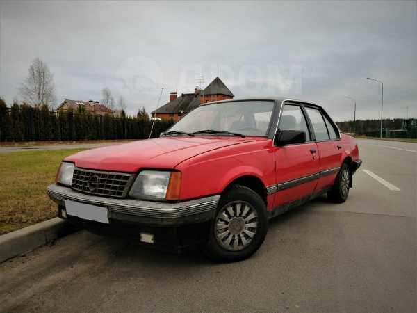 Opel Ascona, 1986 год, 65 000 руб.