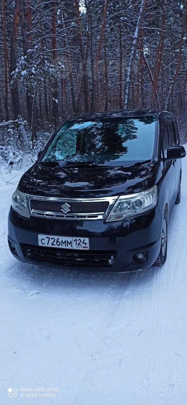 Suzuki Landy, 2008 год, 643 000 руб.