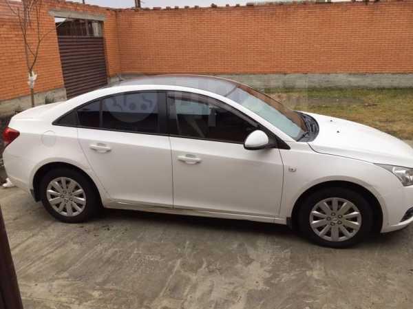 Chevrolet Cruze, 2012 год, 350 000 руб.