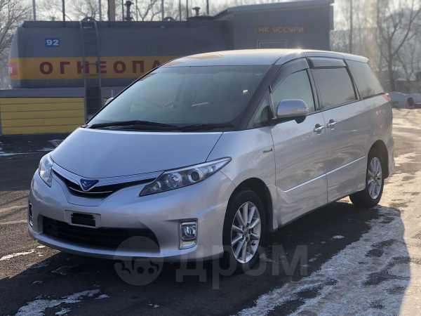 Toyota Estima, 2016 год, 1 299 000 руб.