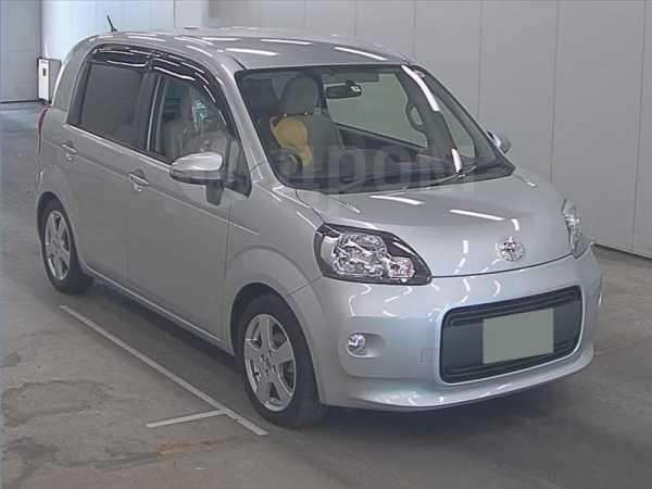 Toyota Porte, 2015 год, 640 000 руб.
