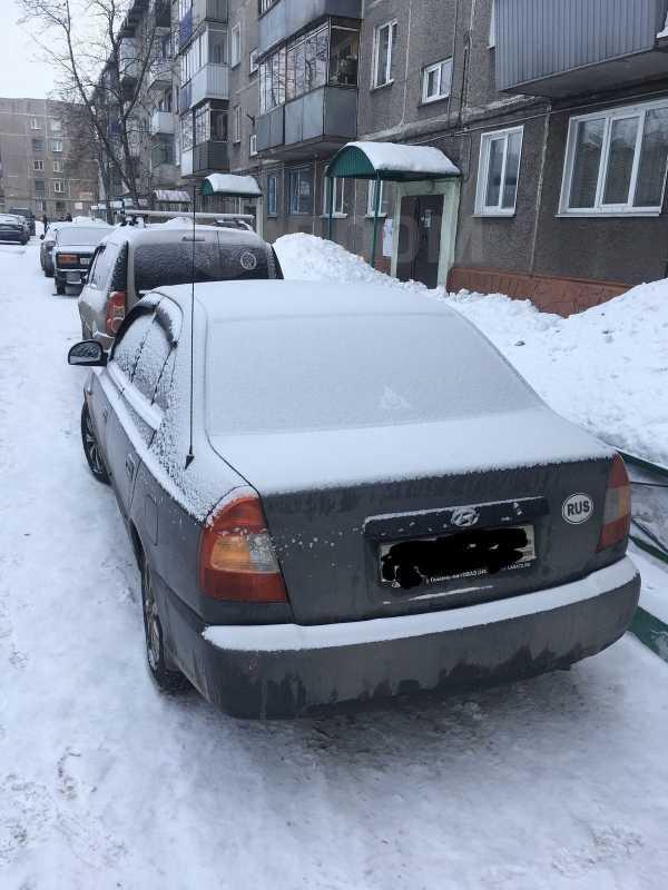 Hyundai Accent, 2007 год, 150 000 руб.