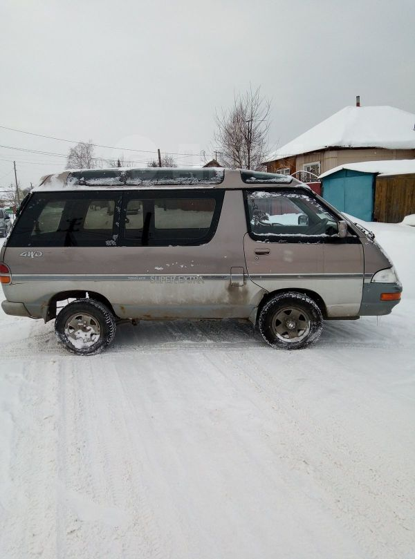 Toyota Town Ace, 1989 год, 125 000 руб.