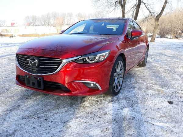 Mazda Atenza, 2016 год, 1 160 000 руб.