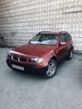 BMW X3, 2005 год, 665 000 руб.