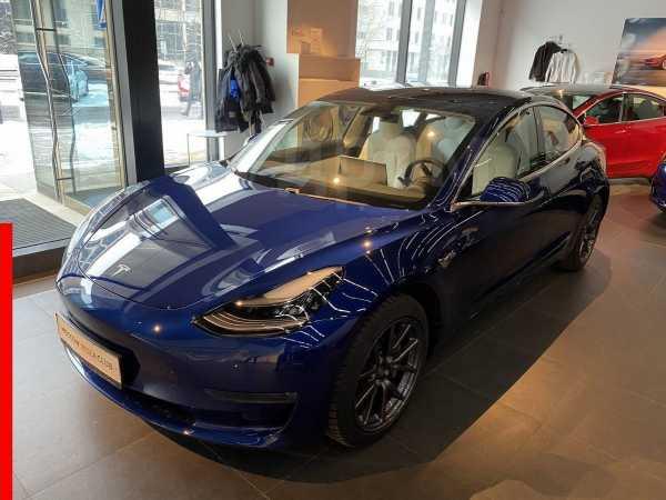 Tesla Model 3, 2020 год, 5 491 000 руб.
