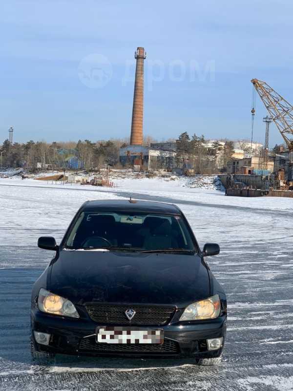 Toyota Altezza, 2003 год, 370 000 руб.