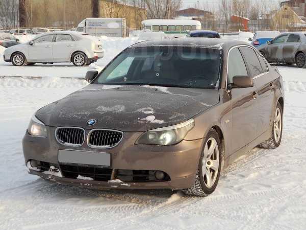 BMW 5-Series, 2006 год, 444 000 руб.