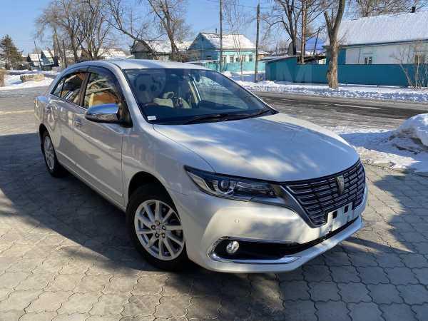 Toyota Premio, 2018 год, 1 350 000 руб.