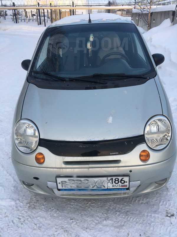 Daewoo Matiz, 2007 год, 125 000 руб.