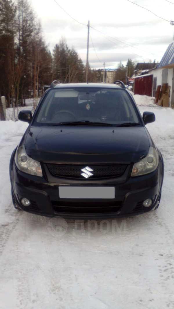 Suzuki SX4, 2006 год, 500 000 руб.