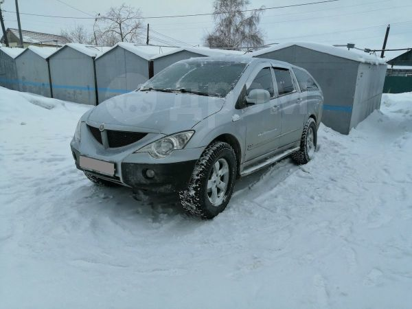 SsangYong Actyon Sports, 2009 год, 460 000 руб.