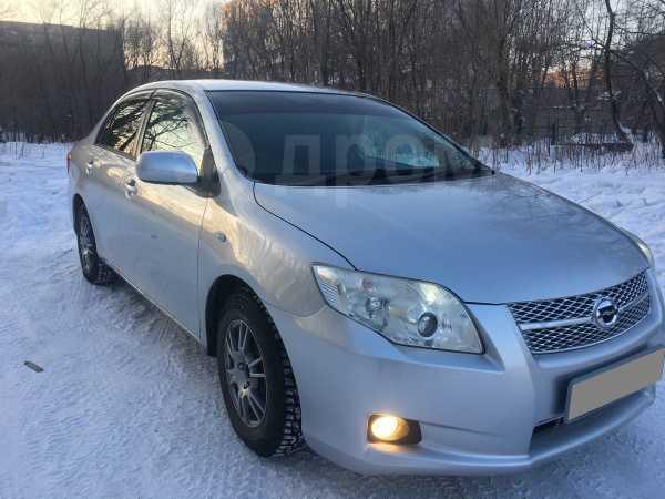 Toyota Corolla Axio, 2011 год, 525 000 руб.