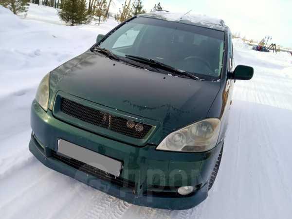 Toyota Avensis Verso, 2002 год, 400 000 руб.