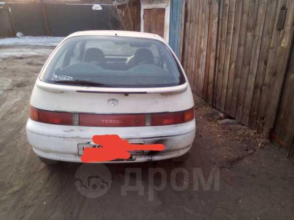 Toyota Tercel, 1990 год, 60 000 руб.