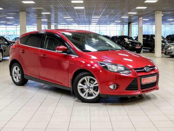 Ford Focus, 2013 год, 482 900 руб.