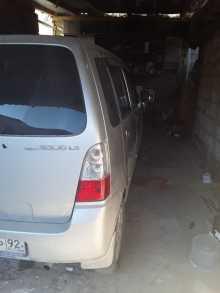 Бахчисарай Wagon R Solio 2003