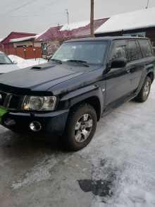 Кызыл Patrol 2006