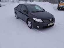 Горно-Алтайск Corolla 2012