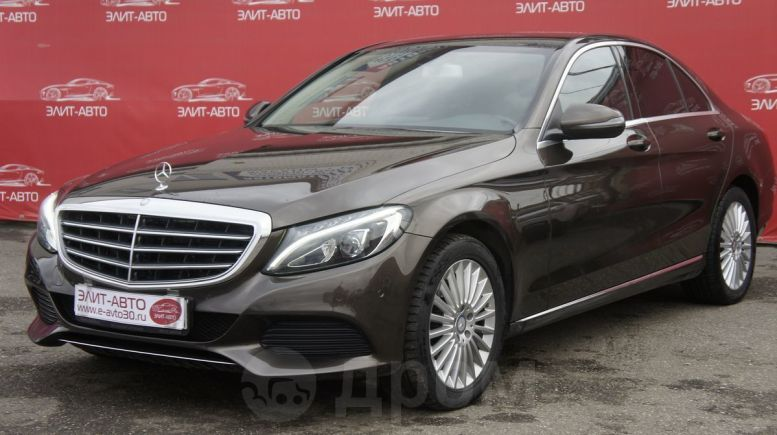 Mercedes-Benz C-Class, 2016 год, 1 400 000 руб.