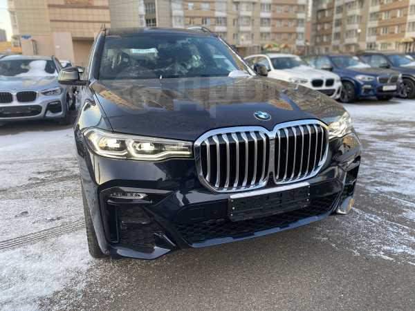 BMW X7, 2019 год, 6 460 000 руб.