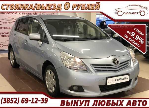 Toyota Verso, 2011 год, 678 000 руб.