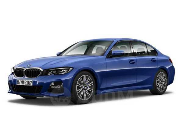 BMW 3-Series, 2020 год, 3 652 000 руб.