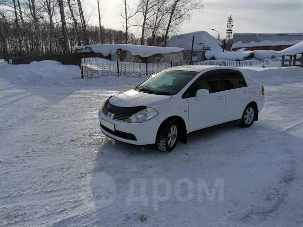 Nissan Tiida Latio, 2004 год, 329 000 руб.