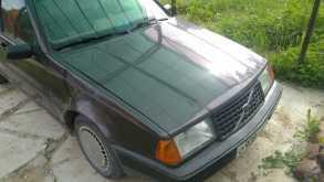 Владимир Volvo 440 1989