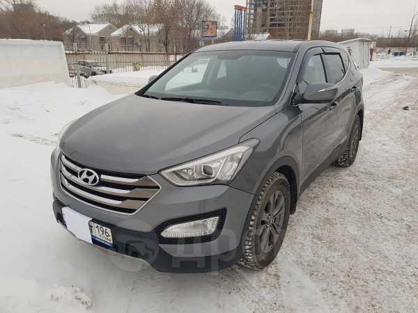 Hyundai Santa Fe, 2012 год, 1 119 990 руб.