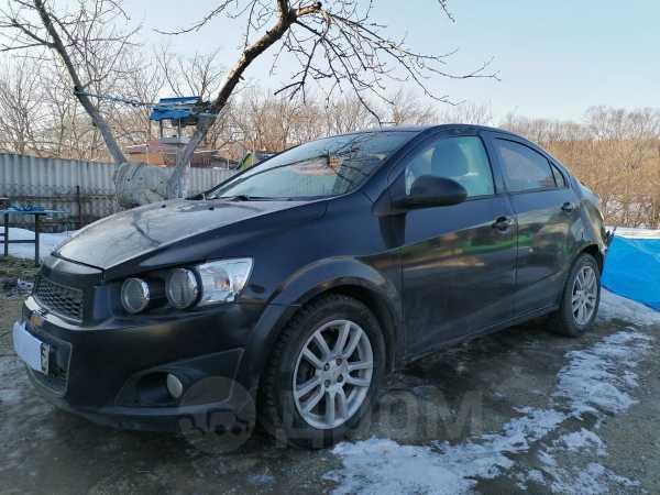 Chevrolet Aveo, 2012 год, 110 000 руб.