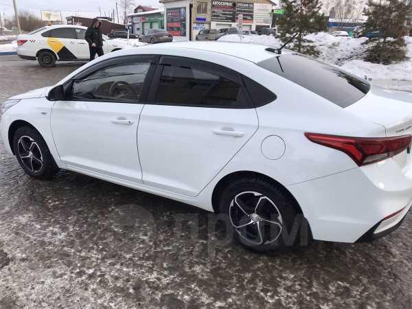Hyundai Solaris, 2017 год, 720 000 руб.