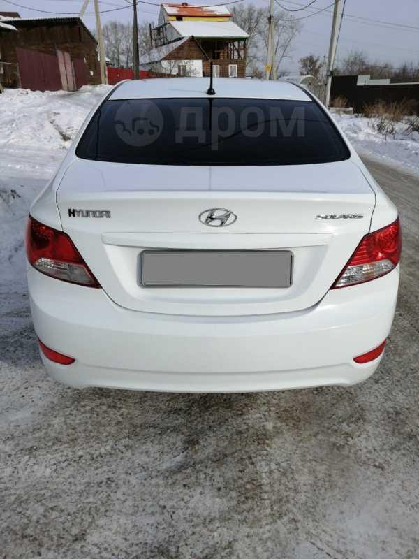 Hyundai Solaris, 2013 год, 570 000 руб.