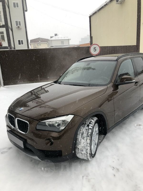 BMW X1, 2013 год, 840 000 руб.