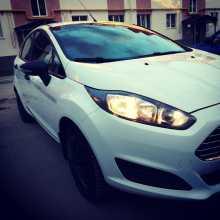 Сибай Ford Fiesta 2016