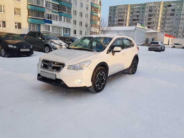 Subaru XV, 2011 год, 730 000 руб.