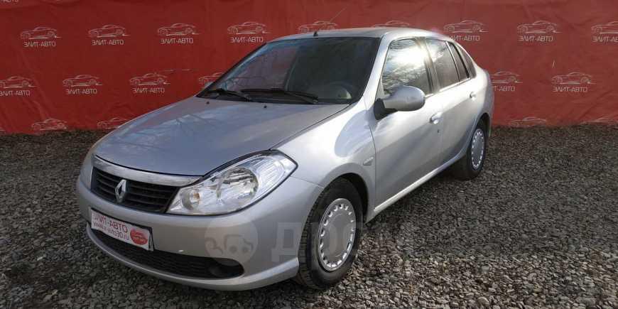 Renault Symbol, 2010 год, 235 000 руб.