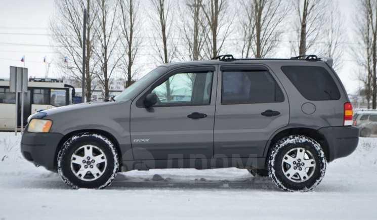Ford Escape, 2002 год, 289 000 руб.