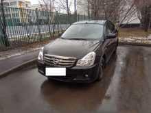 Москва Nissan Almera 2018