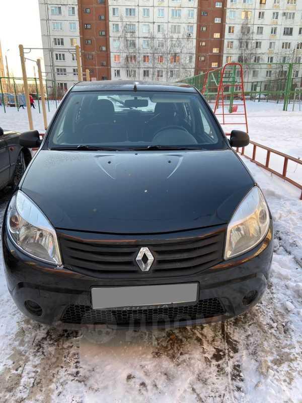 Renault Sandero, 2012 год, 255 000 руб.