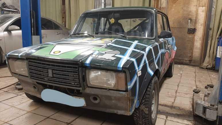 Лада 2107, 1997 год, 150 000 руб.